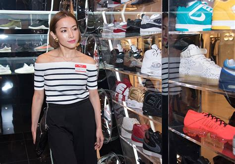 adidas pacific place yu ming wu opens collection quot shoebox quot showcase at hong