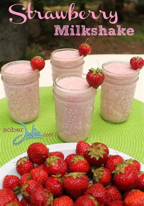 strawberry recipe vitamix 100 strawberry milkshake recipes on