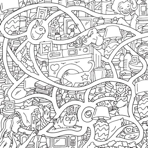 coloring pages for adults buzzfeed every stoner needs this hilarious coloring book