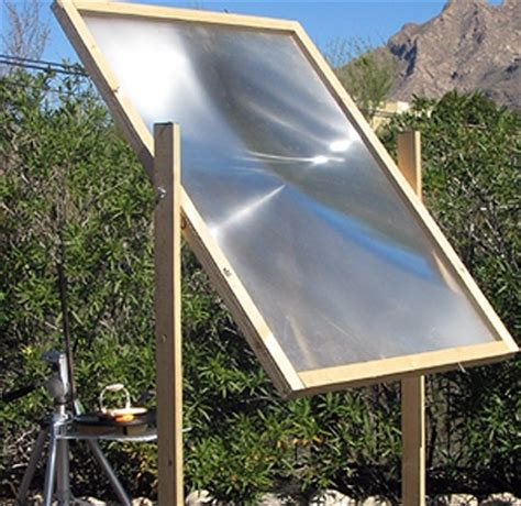 Solar Len by Build Your Solar Cooker Solar Cooker At Cantina West