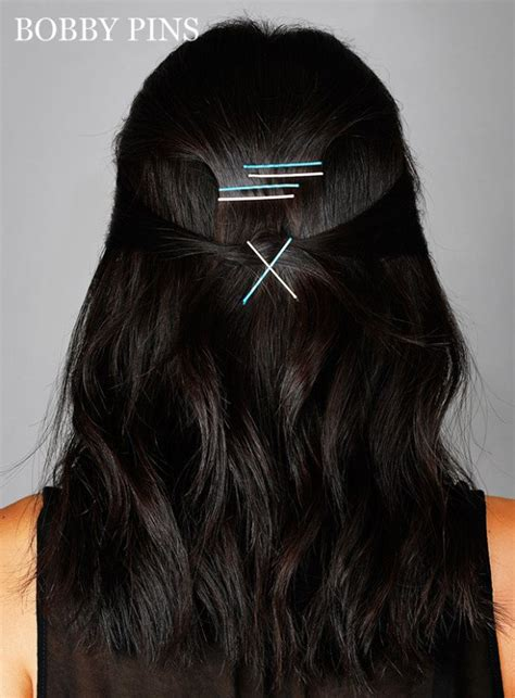 easy hairstyles using bobby pins 14 fantastic and easy hairstyles you can create with