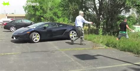 Dumb And Dumber Lamborghini Lamborghini Pranksters Get Tased For Being Dumb Justice