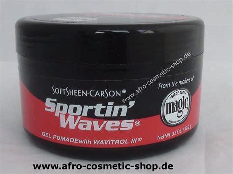Black Pomade sportin wave pomade black afro cosmetic shop