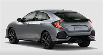Honda Acura Palace 2017 Honda Civic Hatchback Release Date Specs Price 2017
