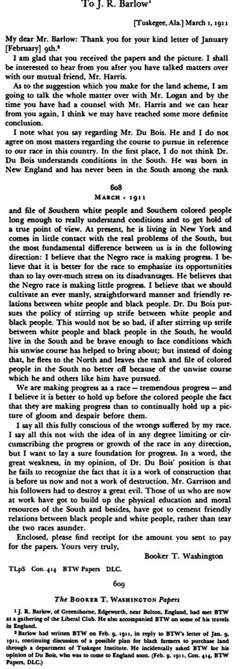 Mega Essays by Booker T Washington Essay