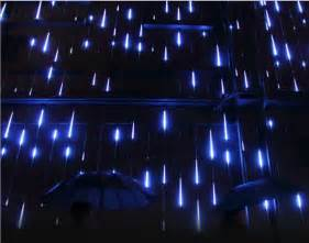 christmas lights that look like snow falling lights that look like falling snowflakes decoratingspecial