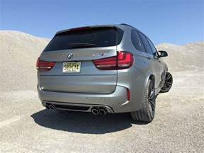 2016 Bmw X5 2016 Bmw X5 M Review Caradvice