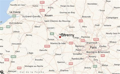 Giverny Weather Forecast