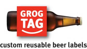 design your own home brew labels uploading your own design grogtag