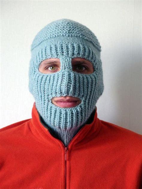 knit ski mask 1000 images about knitted crochet balaclava ski masks on