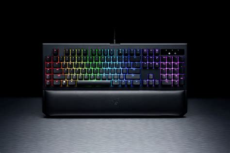 Razer Blackwidow Tournament V2 Chroma Orange Switch mechanical gaming keyboard razer blackwidow chroma v2