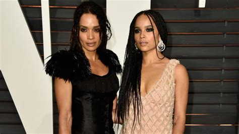 zoe kravitz mother and father zoe kravitz says mother lisa bonet is disgusted by bill