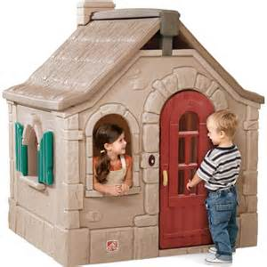 step 2 welcome home playhouse step 2 naturally playful welcome home playhouse toys