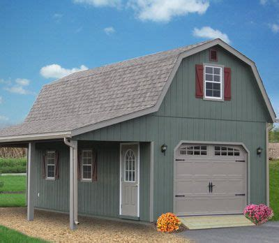2 story single car garages storage sheds and garages