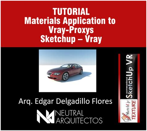 c tutorial application tutorial materials application to su vray proxy vray