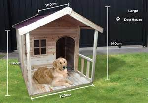 How To Build An Igloo In Your Backyard - choosing a dog house large dog house