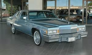 Cadillac 1979 Coupe 1979 Cadillac Coupe De Ville 2 Door Hardtop 20976