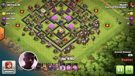 coc funniest attacks coc funniest attacks best attack of coc on th11 base youtube