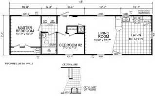 Single Wide Mobile Homes Floor Plans new single wide mobile homes floor plans