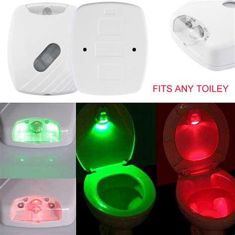 Wireless Bathroom Light Wireless Led Light Led Toilet L Bowl Home Bathroom Light Human Motion Activated Light