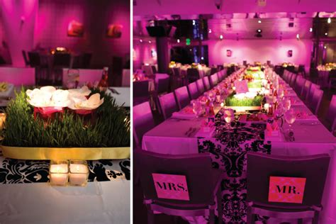 hot pink themes hot pink and black wedding theme www imgkid com the