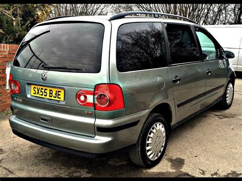 used 2006 volkswagen sharan s tdi 7 seater mpv 2006 for