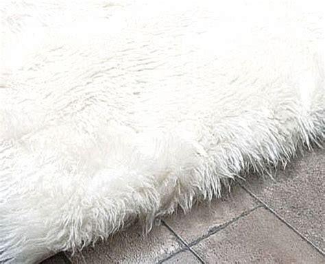small white rug faux fur area rug white small other rugs carpets