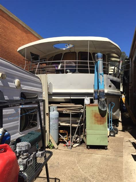 houseboat for sale nsw custom built aluminium houseboat house boats boats