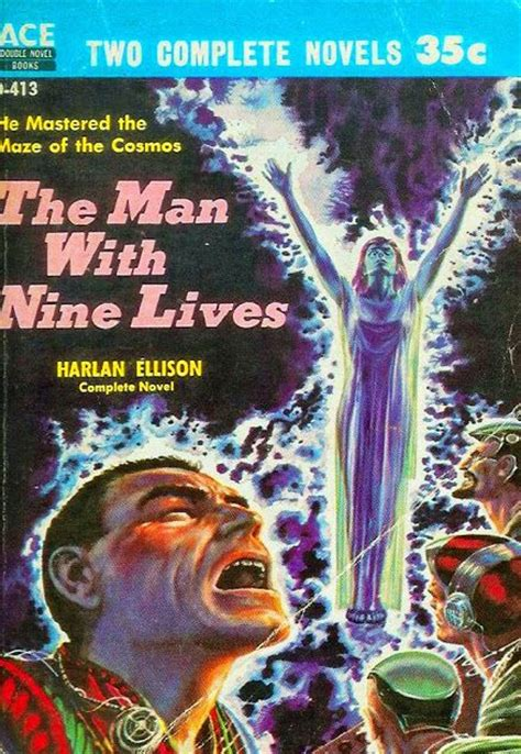 classic science fiction books on pinterest harlan 17 best images about harlan ellison cover books on
