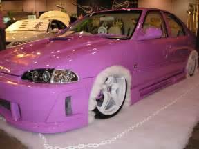 Pink Honda Civic Pink Honda Civic 1 Sep By Autosalon On Deviantart