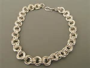 beth caudill chainmail jewelry archer