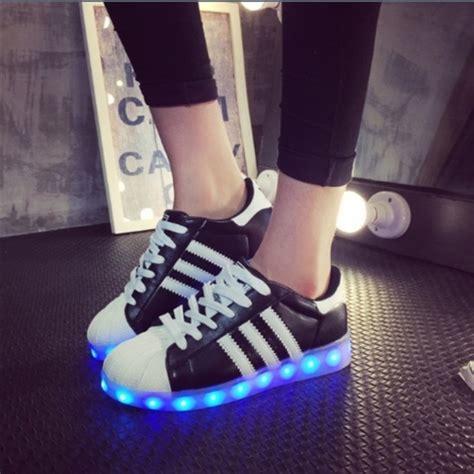 adidas shoes led light  shoes size  womens