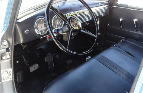 1949 Chevy Interior by 1949 Chevrolet 3100 132831