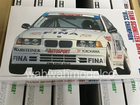 124 Bmw 318i Btcc Team Schnitzer Hasegawa hasegawa 20271 team schnitzer bmw 318i btcc chion
