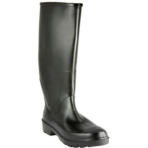 water boots at walmart s steel shank boots walmart