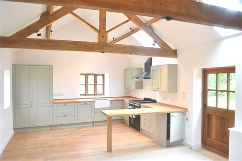 Garage Floor Plans barn conversion ravensthorpe northamptonshire