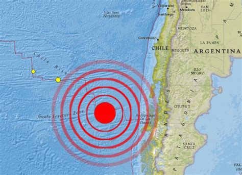 in chile s earthquake education was key to low mortality quake measuring 8 2 off chile coast created possible