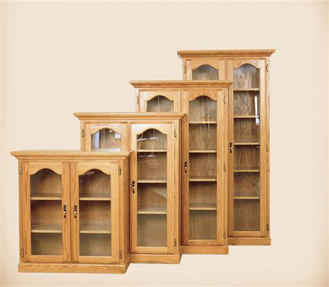 oak bookcase with doors oak bookcase with glass doors choice image glass door design