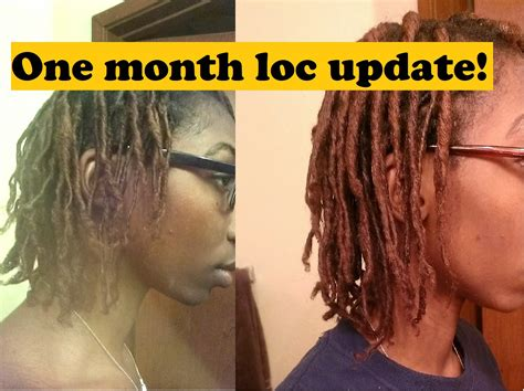 why are you straightening your 5 month olds hair 1 month loc update sealing ends and budding youtube
