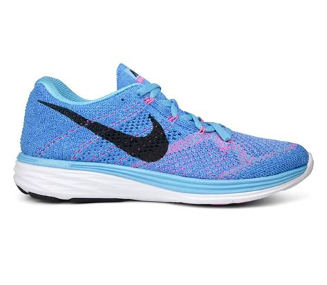 nike knit fly nike fly knit lunar 3 s running shoes light blue