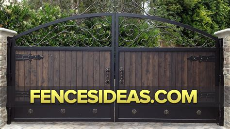 fences and gates design wrought iron fences iron gate design ideas beds