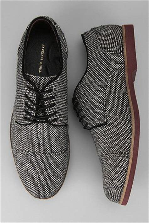 black and white wool oxfords s fashion