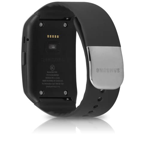 android gear samsung galaxy gear live smartwatch sm r382 bluetooth android wear black ebay