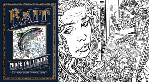 grimm tales coloring book box set chuck palahniuk plans grim contribution to coloring