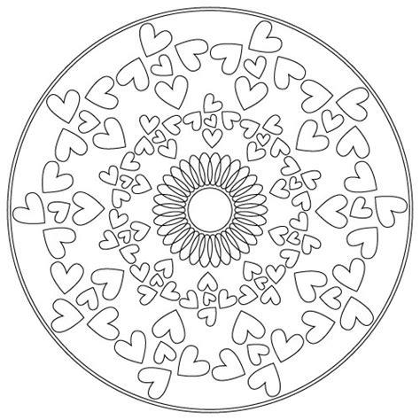 mandala coloring book benefits mandala line mandalas och hj 228 rta