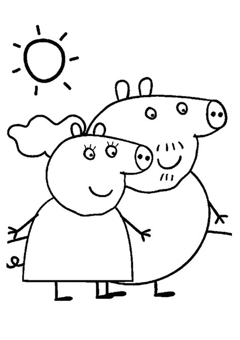 grimm tales coloring book different seasons peppa pig para colorear best coloring pages for