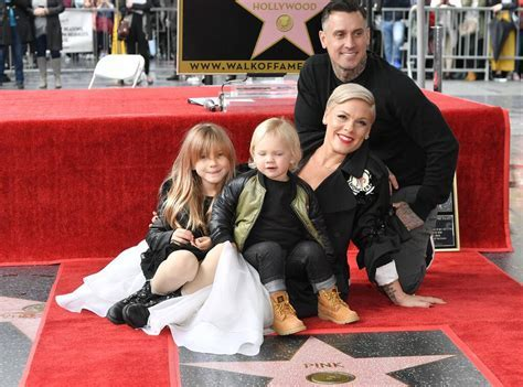 How Pink's Husband Carey Hart Got Her the Perfect