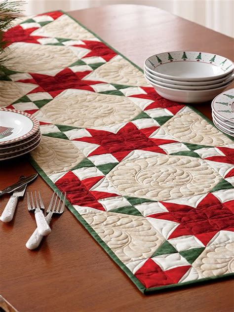seasonal table runner kit