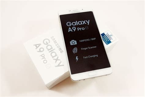 Handphone Samsung Galaxy A9 Pro samsung galaxy a9 pro sm a910f phablet review tech arp