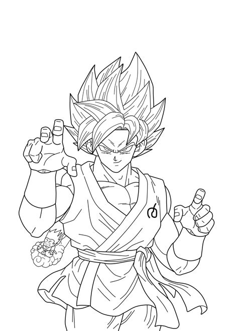 dragon ball z xenoverse coloring pages dbz xenoverse coloring pages coloring coloring pages